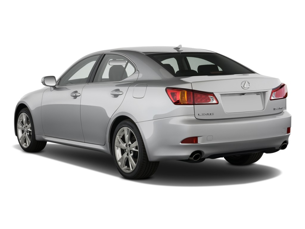 image 2009 lexus is 250 4 door sport sedan auto rwd angular rear exterior view size 1024 x. Black Bedroom Furniture Sets. Home Design Ideas
