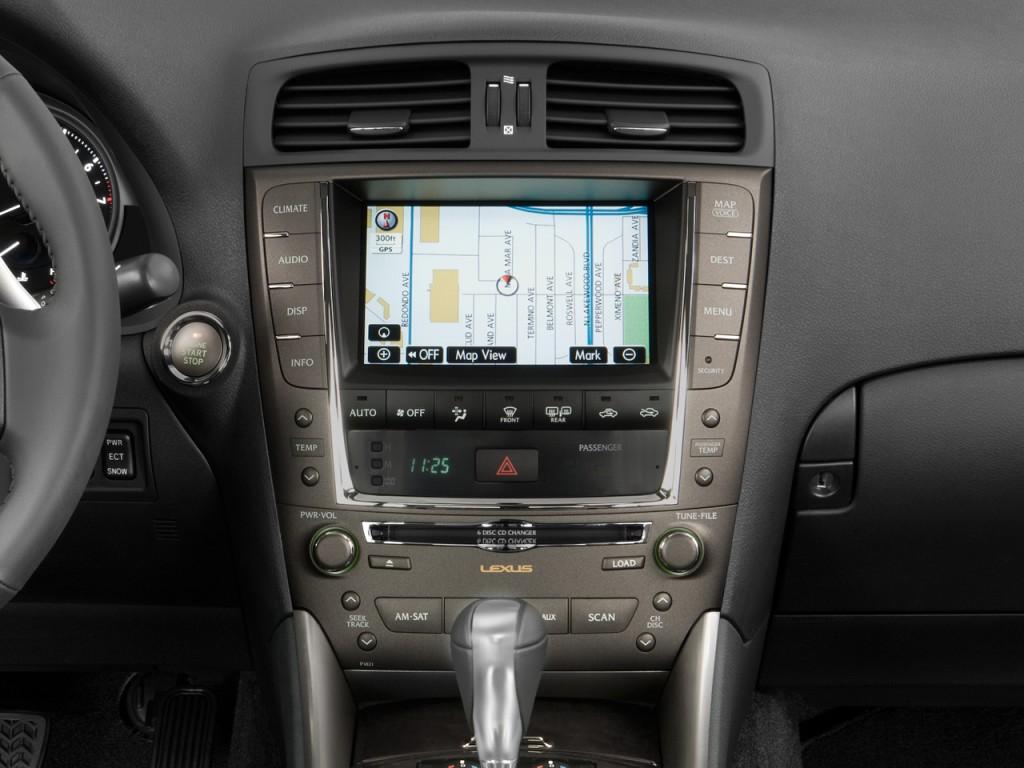 image 2009 lexus is 250 4 door sport sedan auto rwd. Black Bedroom Furniture Sets. Home Design Ideas
