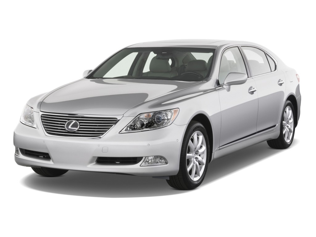 image 2009 lexus ls 460 4 door sedan lwb awd angular. Black Bedroom Furniture Sets. Home Design Ideas