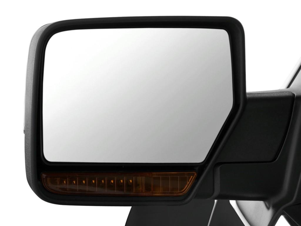 Image 2009 Lincoln Navigator 2wd 4 Door Mirror Size
