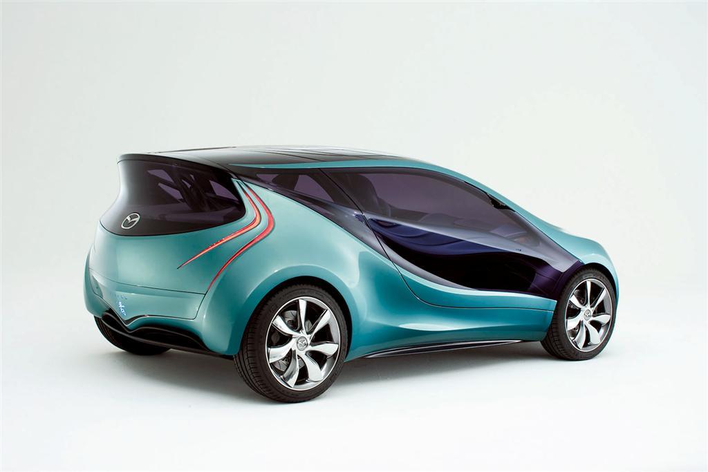 2009 Mazda Kiyora Concept Update