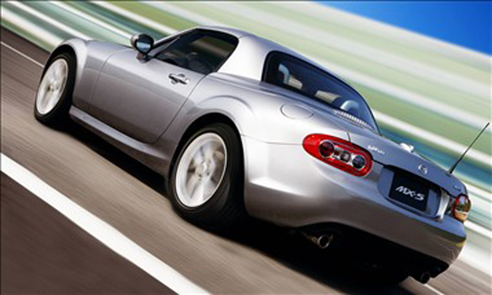 Driven: 2009 Mazda Miata MX5