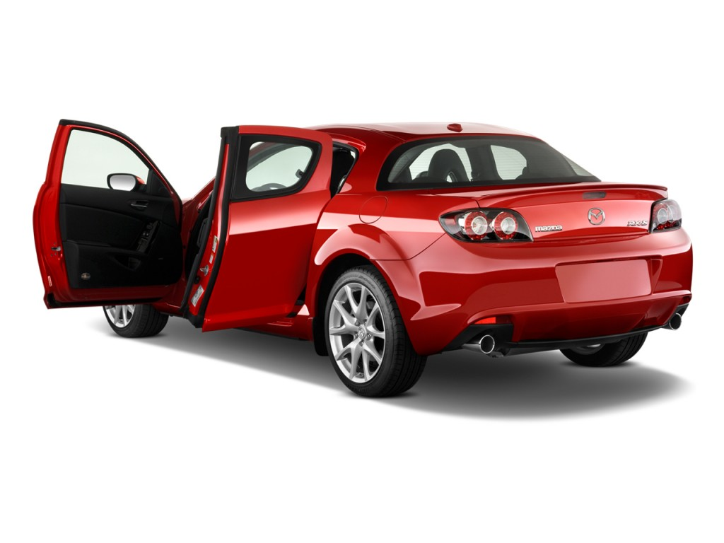 Image 2009 Mazda Rx 8 4 Door Coupe Man Grand Touring Open
