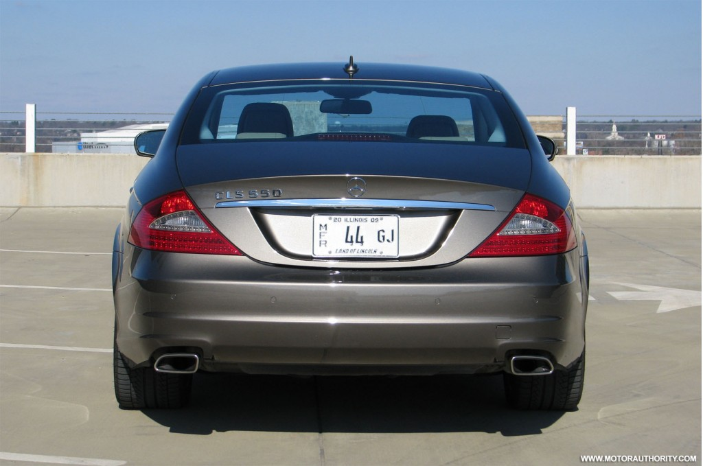 Image 2009 mercedes benz cls 550 review 008 size 1024 x for 2008 mercedes benz cls 550 reviews