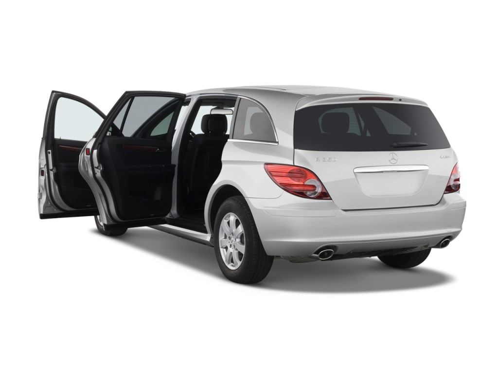 image 2009 mercedes benz r class awd 4 door 3 5l 4matic. Black Bedroom Furniture Sets. Home Design Ideas