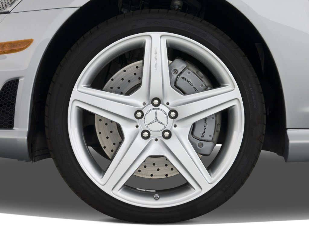 Image 2009 mercedes benz s class 4 door sedan 6 3l v8 amg for Mercedes benz 6 wheel