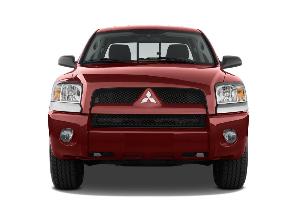 2009 Mitsubishi Raider