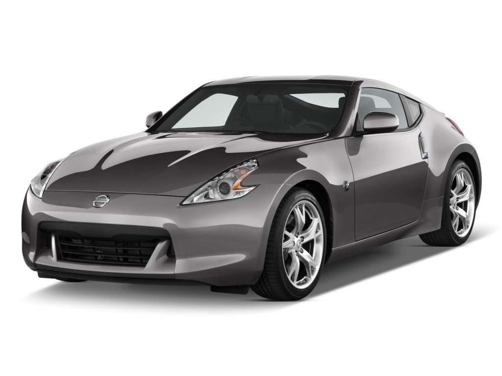 Image 2009 Nissan 370z 2 Door Coupe Auto Angular Front