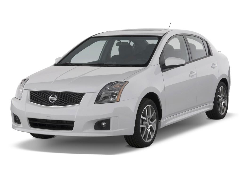 Image 2009 Nissan Sentra 4 Door Sedan Man Se R Spec V