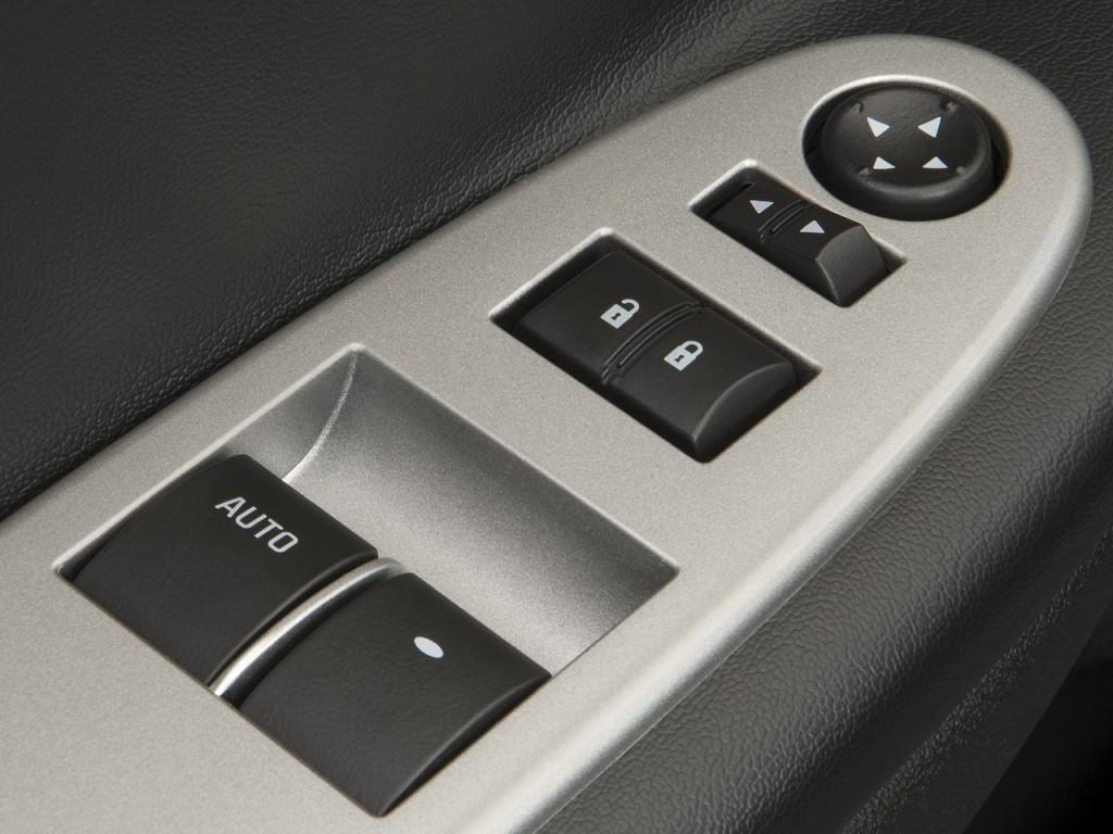 Image 2009 Pontiac G5 2 Door Coupe Gt Door Controls Size