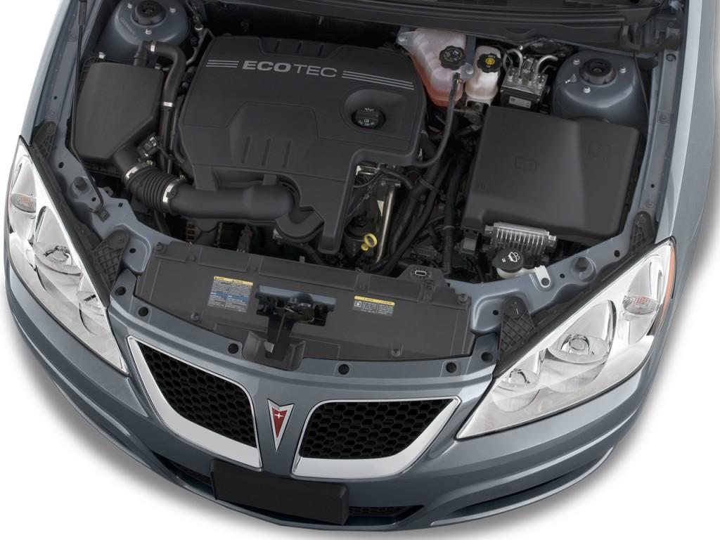 Image 2009 Pontiac G6 4 Door Sedan W 1sv Engine Size