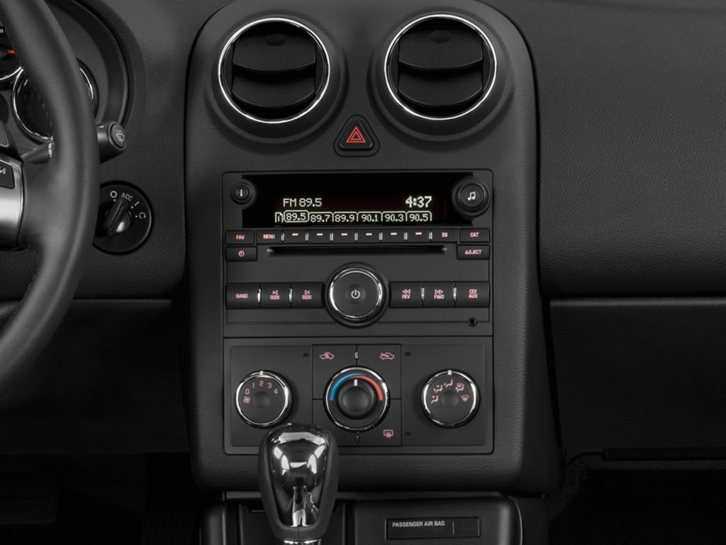 Image 2009 Pontiac G6 4 Door Sedan W 1sv Instrument Panel