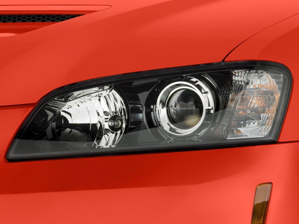 Image 2009 Pontiac G8 4 Door Sedan Headlight Size 1024