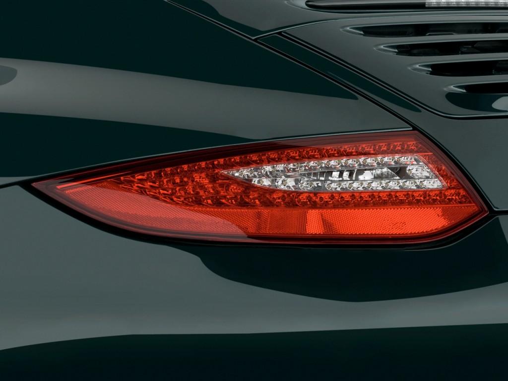 Image 2009 Porsche 911 Carrera 2 Door Coupe S Tail Light