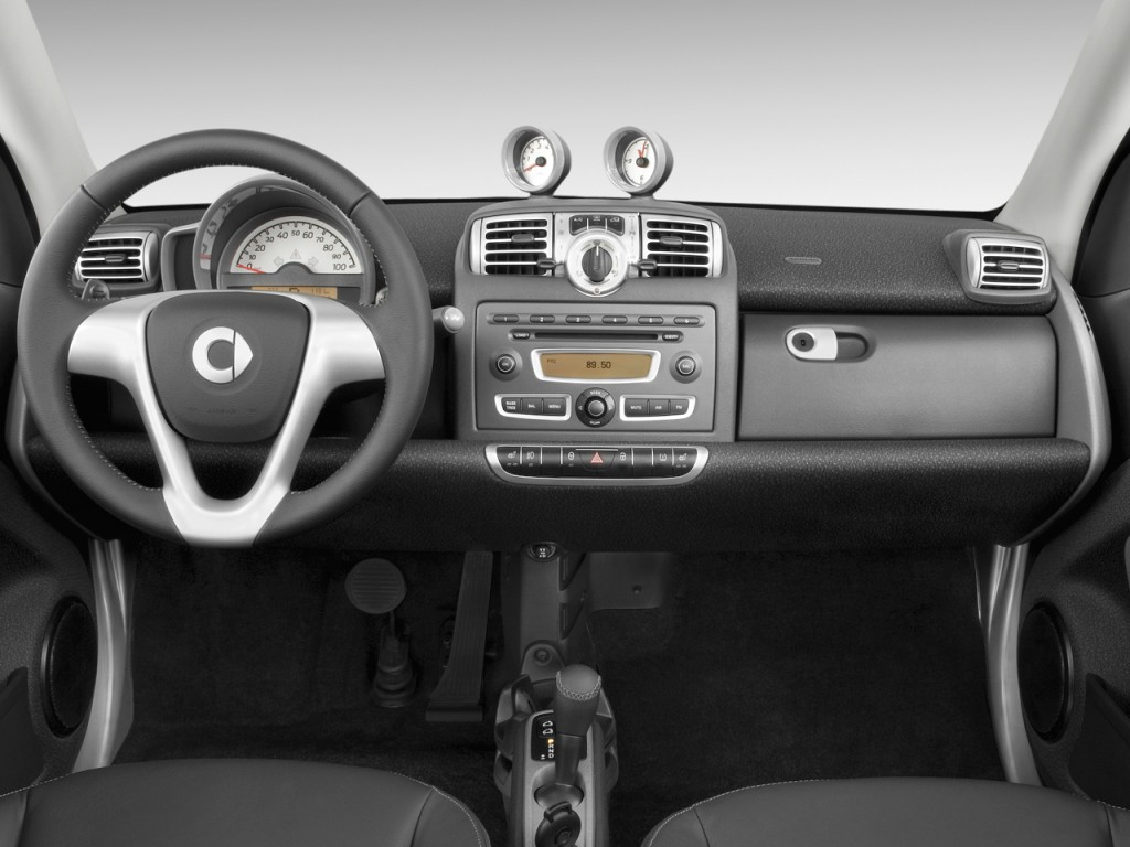 image 2009 smart fortwo 2 door cabriolet passion dashboard size 1024 x 768 type gif posted. Black Bedroom Furniture Sets. Home Design Ideas