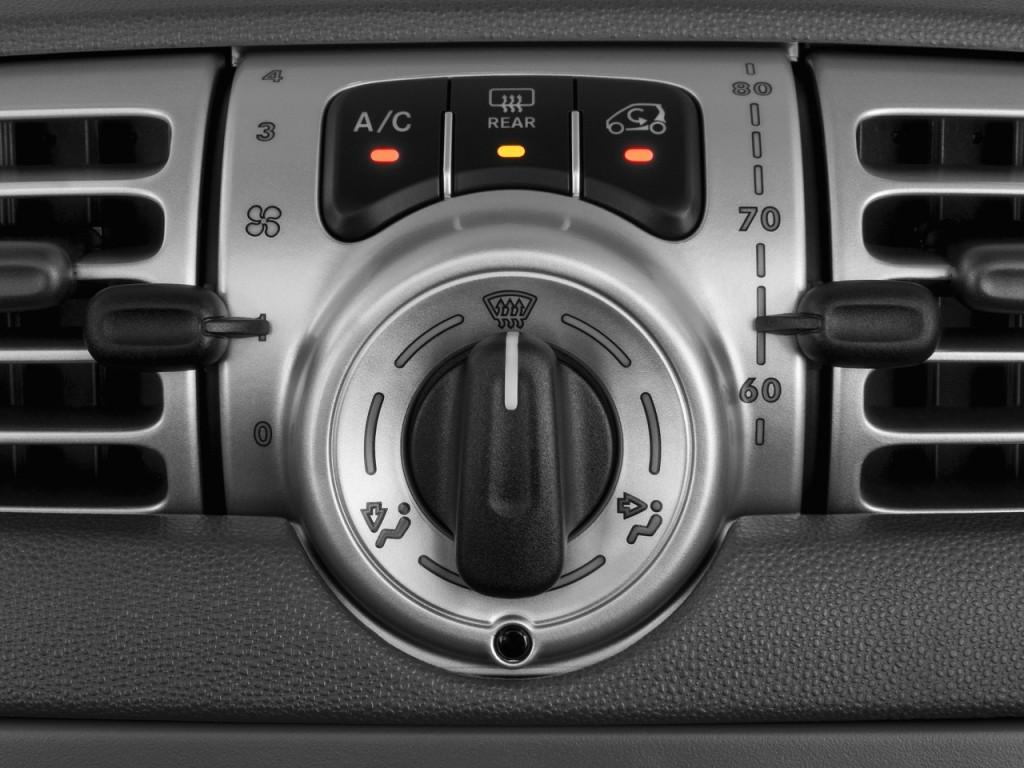 Temperature Controls 2009 Smart fortwo 2 door Cabriolet Passion #CCB200