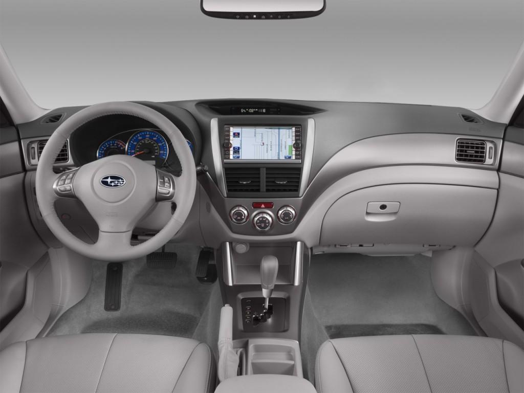 Crosstrek Vs Outback >> Image: 2009 Subaru Forester 4-door Auto X L.L. Bean Ed *Ltd Avail* Dashboard, size: 1024 x 768 ...