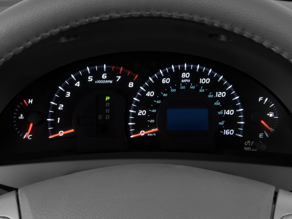 Image 2009 Toyota Camry 4 Door Sedan V6 Auto Xle Natl