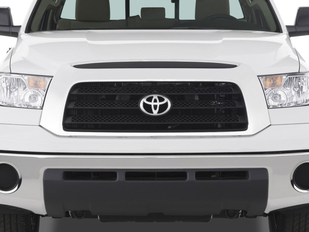 2009 Toyota Tundra Reg 4.7L V8 5-Spd AT Grade (Natl) Grille