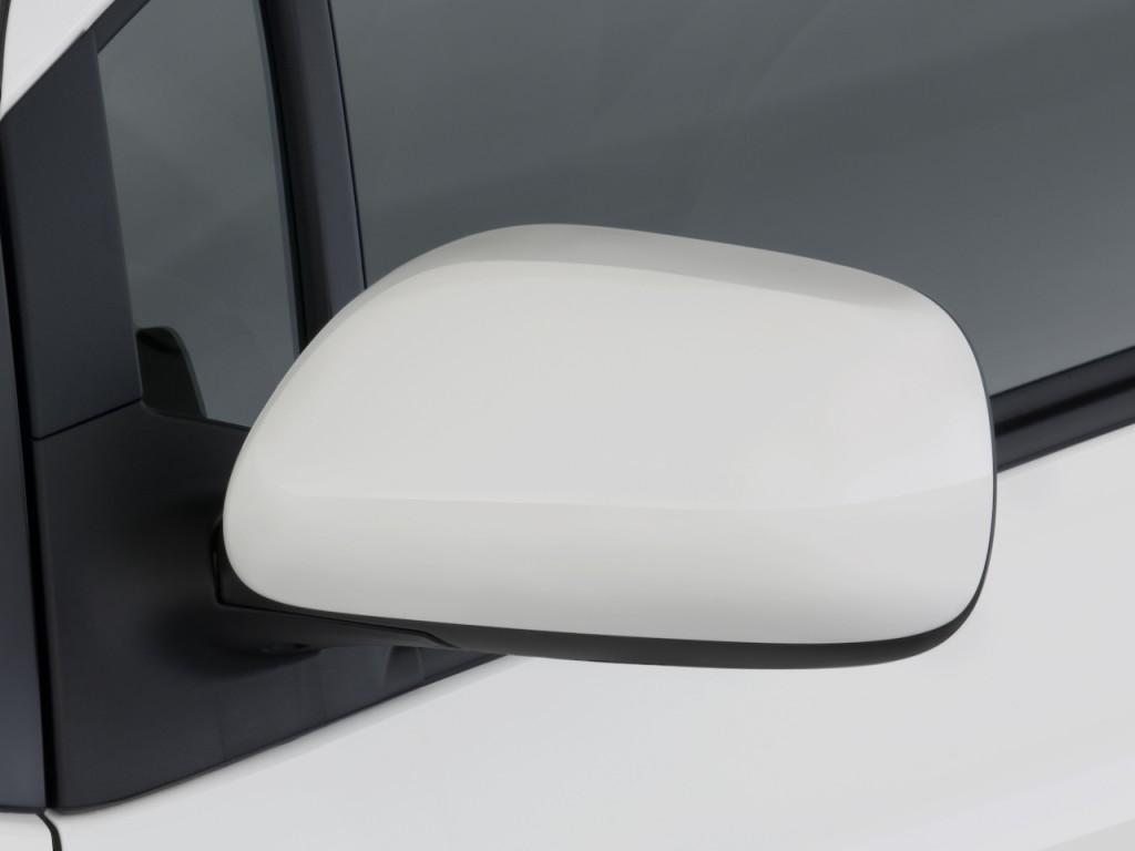 Image 2009 toyota yaris 5dr hb auto natl mirror size for Miroir yaris