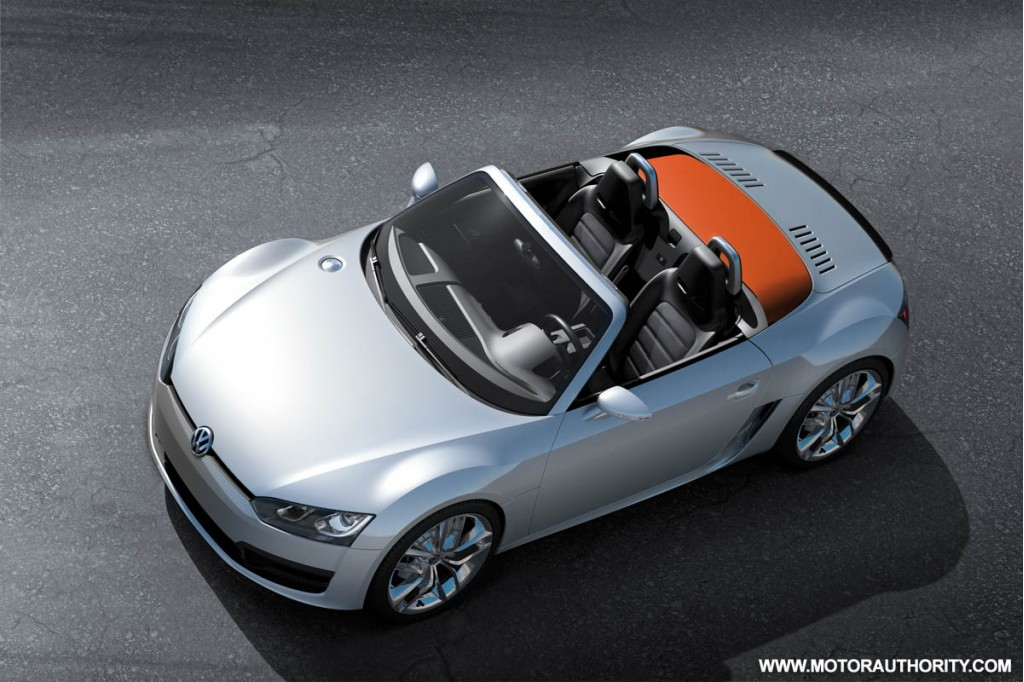 2009 volkswagen bluesport roadster concept 011