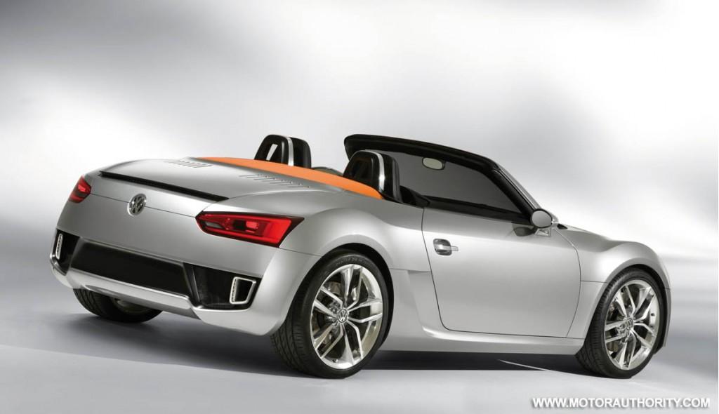2009 volkswagen bluesport roadster concept 021