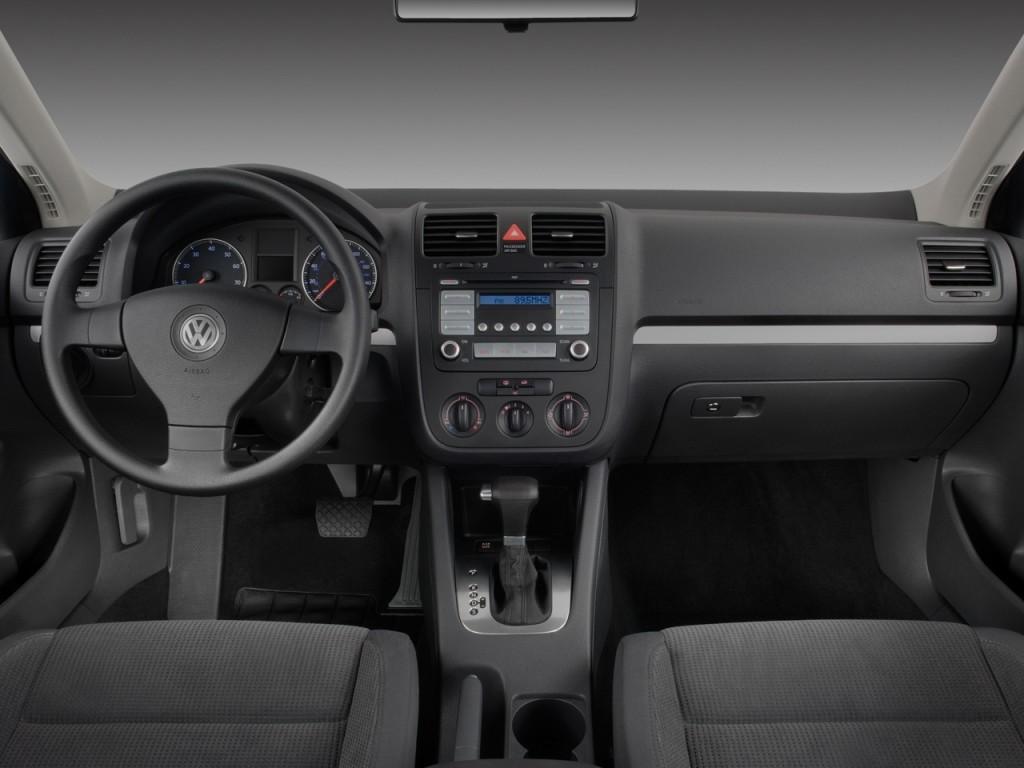 2005 Jetta Gli >> Image: 2009 Volkswagen Jetta Sedan 4-door Auto S Dashboard ...