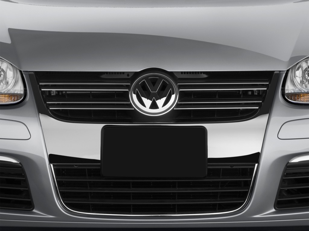 Image: 2009 Volkswagen Jetta Sedan 4-door DSG TDI Grille, size: 1024 x 768, type: gif, posted on ...