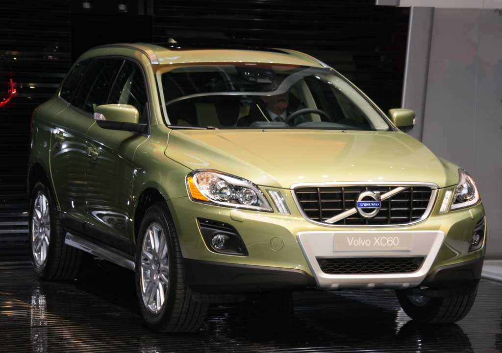 2009 Volvo XC60 Preview