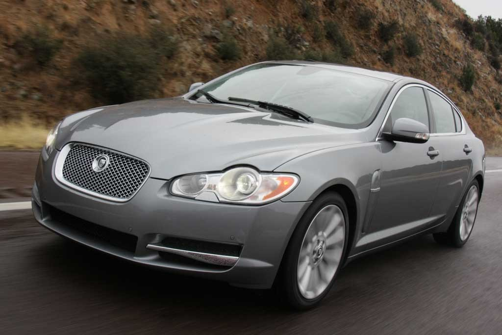 driven 2009 jaguar xf supercharged. Black Bedroom Furniture Sets. Home Design Ideas