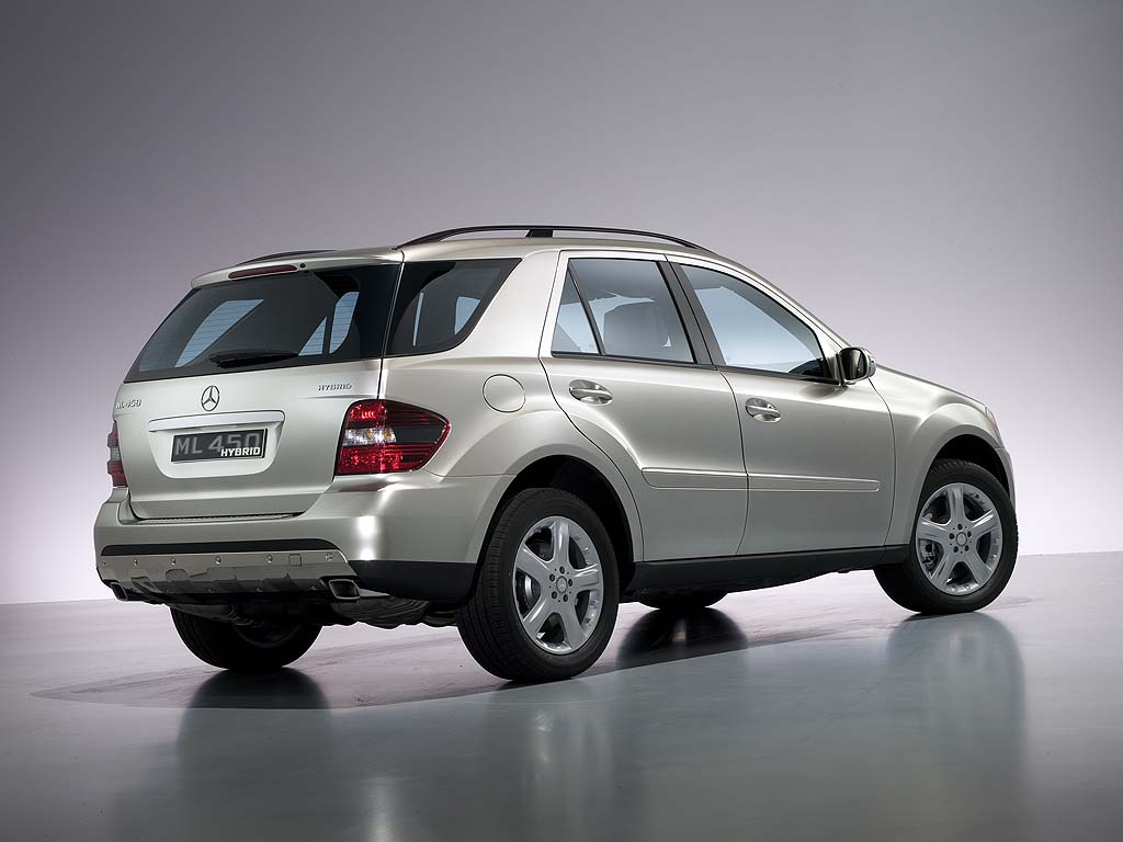 2009 Mercedes-Benz ML 450 Hybrid