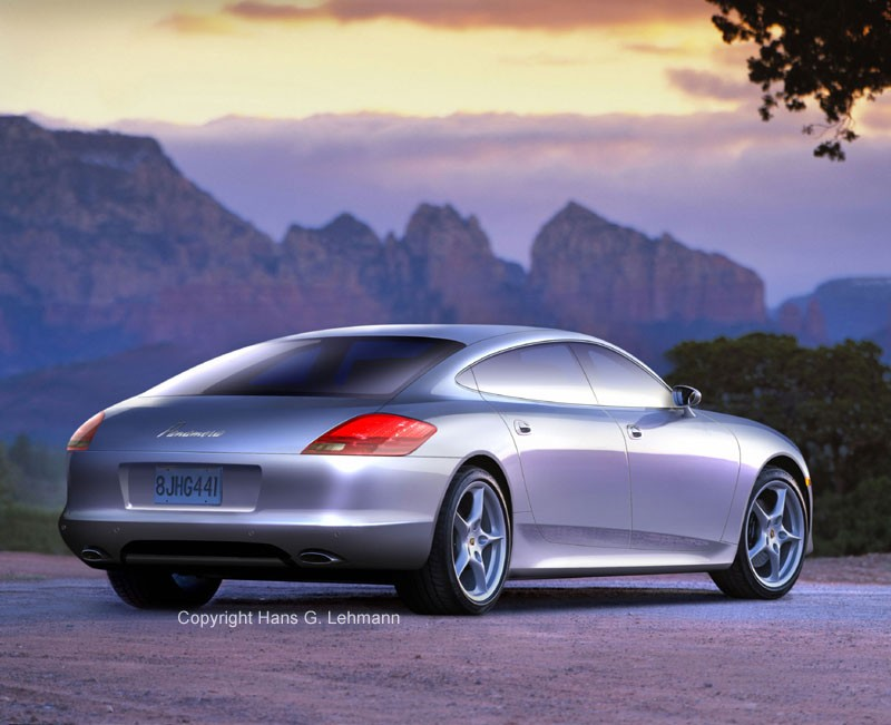 Rumor: Porsche Panamera To Be Organ Donor For VW Family Member