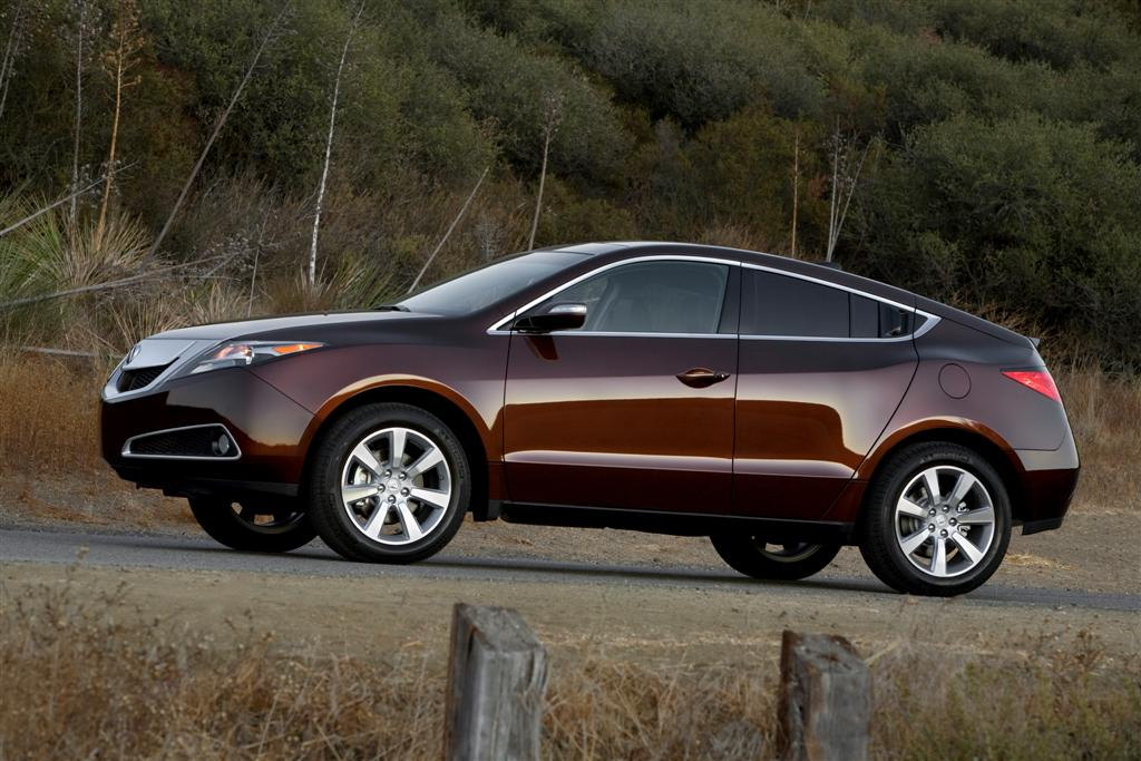 2010 Acura ZDX Official Production Reveal