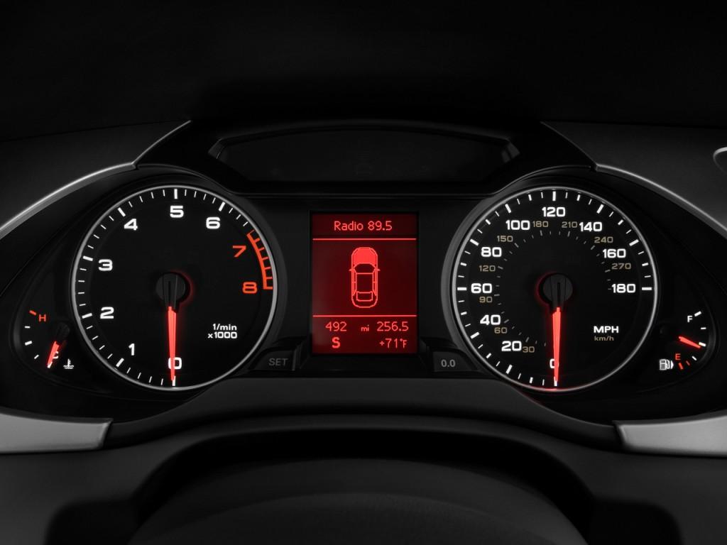 Image 2010 Audi A4 4 Door Sedan Auto 2 0t Quattro Premium