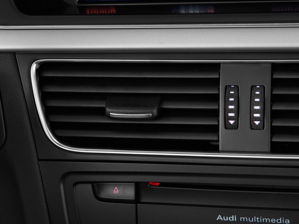 image 2010 audi a5 2 door cabriolet 2 0l fronttrak premium plus air vents size 1024 x 768. Black Bedroom Furniture Sets. Home Design Ideas
