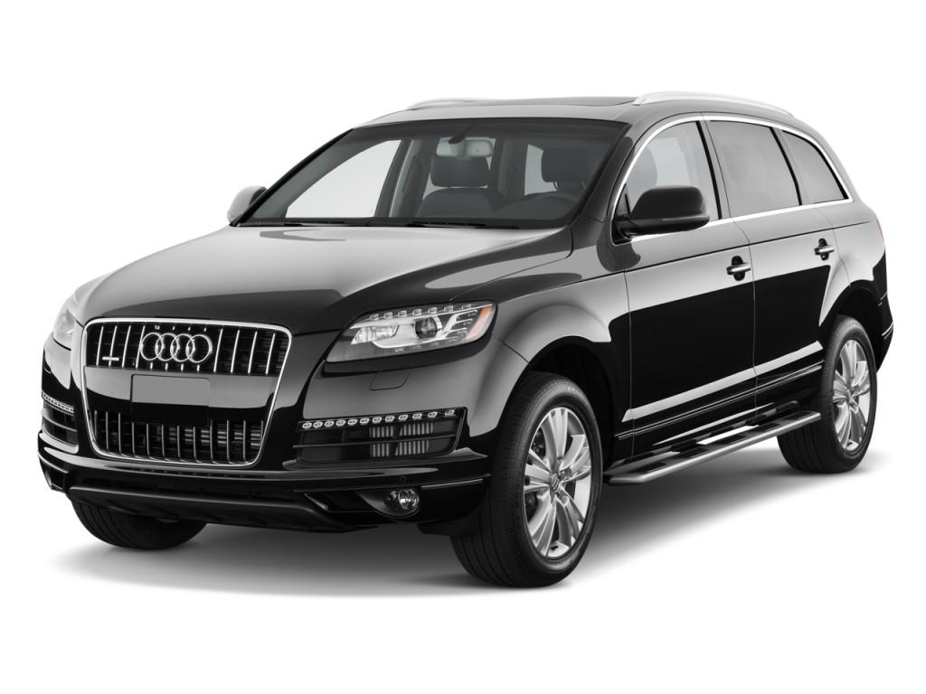 Audi Q7: Hoop Dreams?