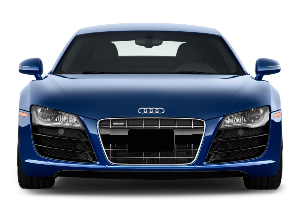 Image 2010 Audi R8 2 Door Coupe 5 2l Auto Quattro Front Exterior View Size 1024 X 768 Type