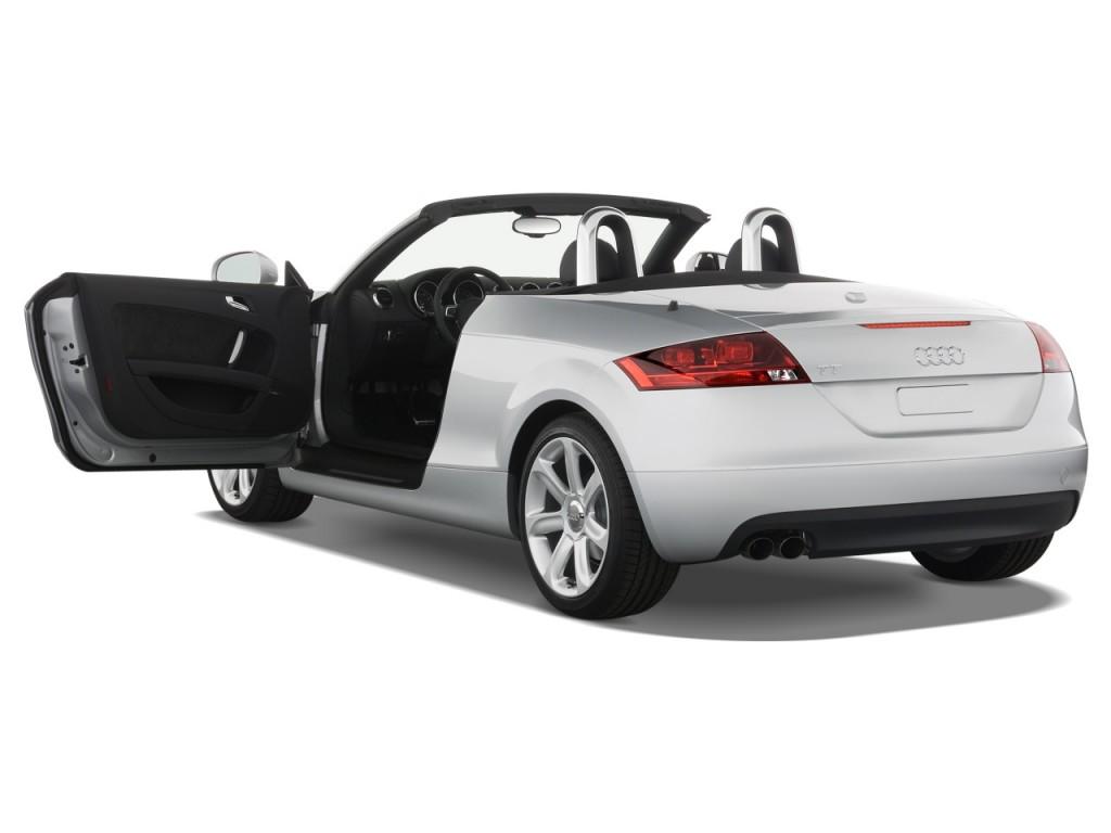 image 2010 audi tt 2 door roadster s tronic 2 0t quattro premium open doors size 1024 x 768. Black Bedroom Furniture Sets. Home Design Ideas