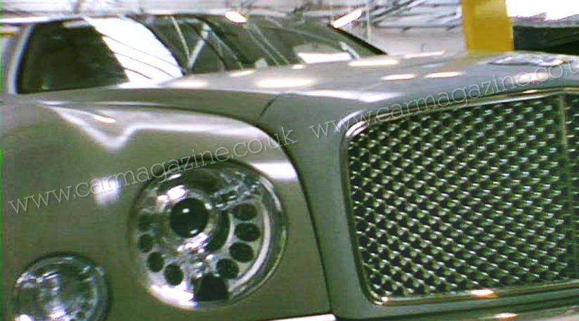 2010 Bentley Arnage replacement