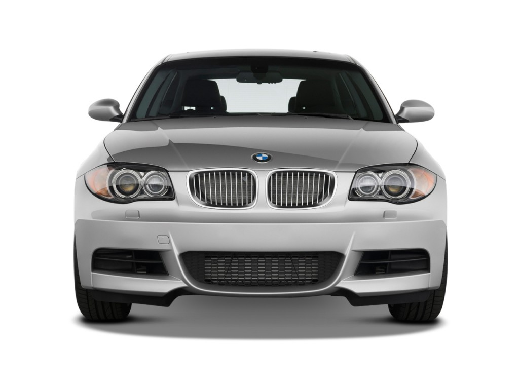 2010 BMW 1-Series 2-door Coupe 135i Front Exterior View