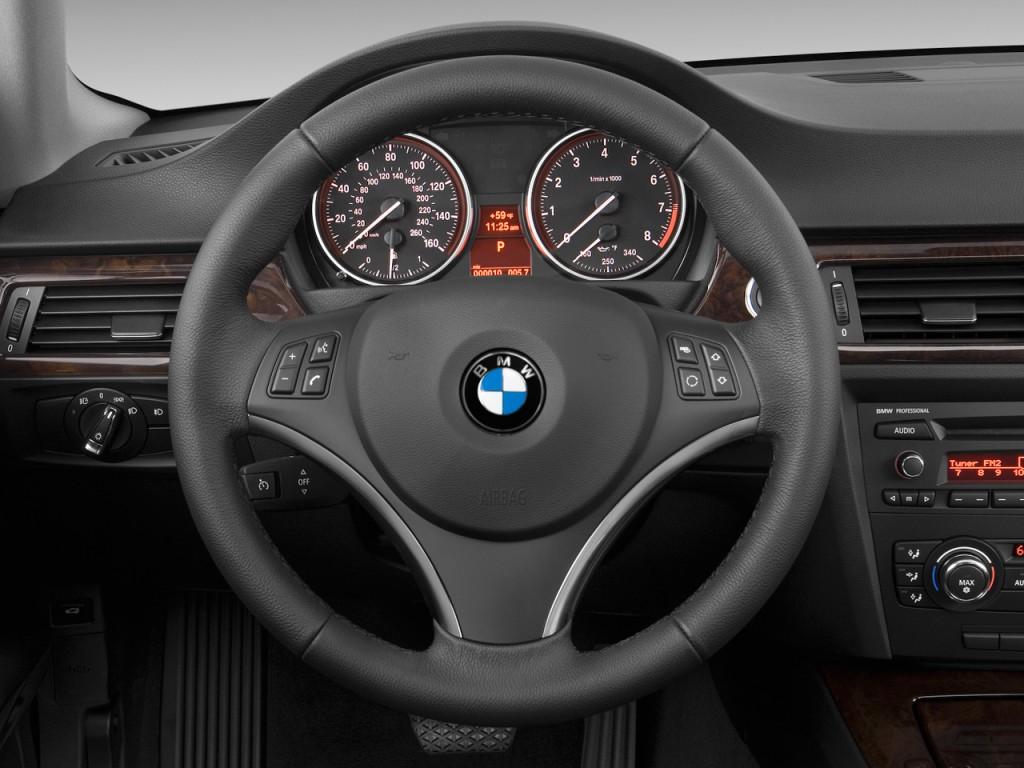 Image 2010 Bmw 3 Series 2 Door Coupe 335i Rwd Steering
