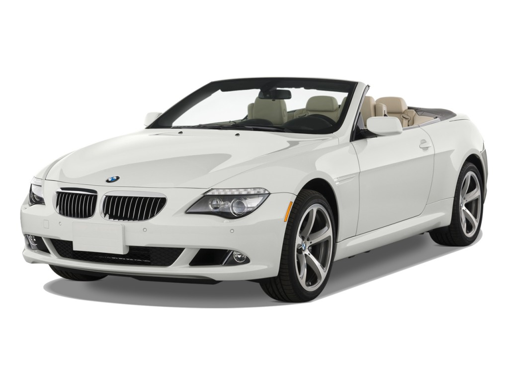 Image 2010 Bmw 6 Series 2 Door Convertible 650i Angular