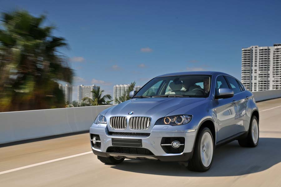 Driven: 2010 BMW ActiveHybrid X6
