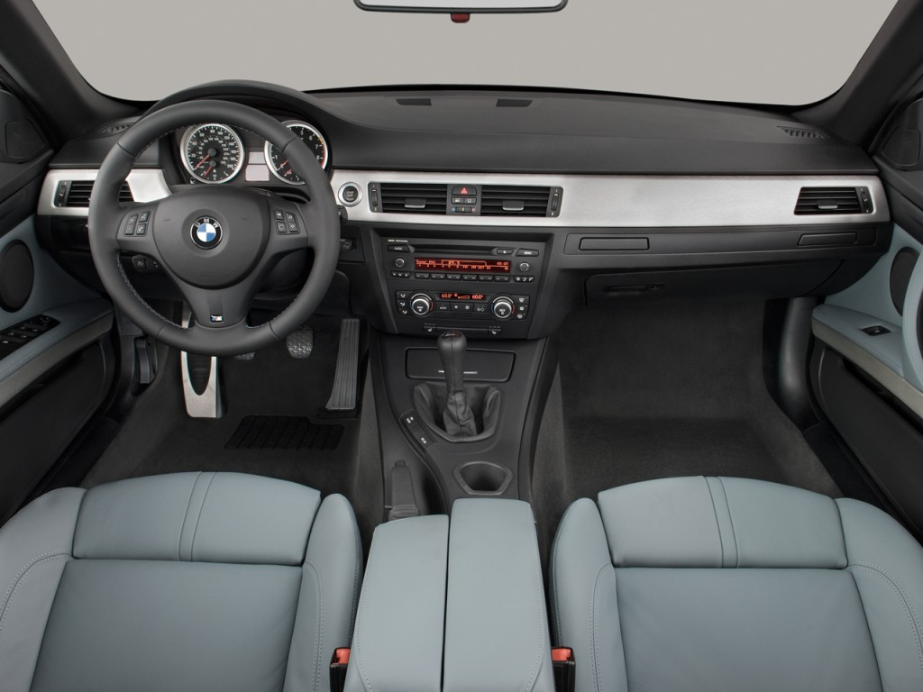 Image: 2010 BMW M3 2-door Convertible Dashboard, size ...