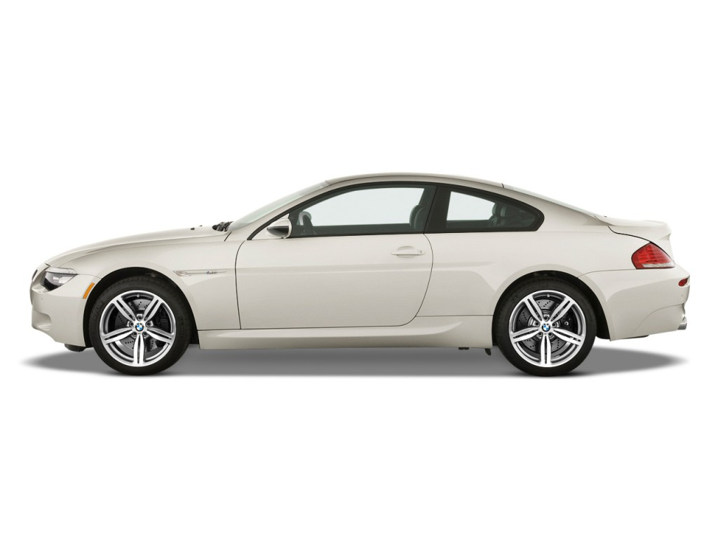 2010 BMW M6 2-door Coupe Side Exterior View