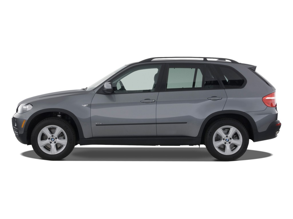 Image 2010 Bmw X5 Awd 4 Door 30i Side Exterior View Size