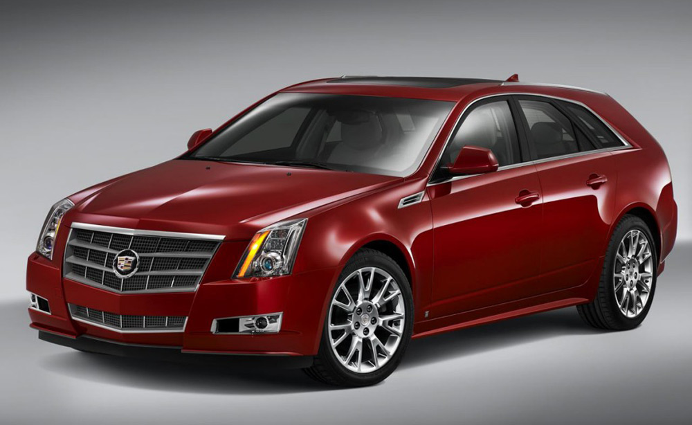 image 2010 cadillac cts sport wagon size 1000 x 614. Black Bedroom Furniture Sets. Home Design Ideas