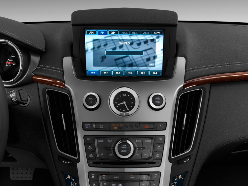 Image 2010 Cadillac Cts Wagon 5dr Wagon 3 6l Premium Rwd