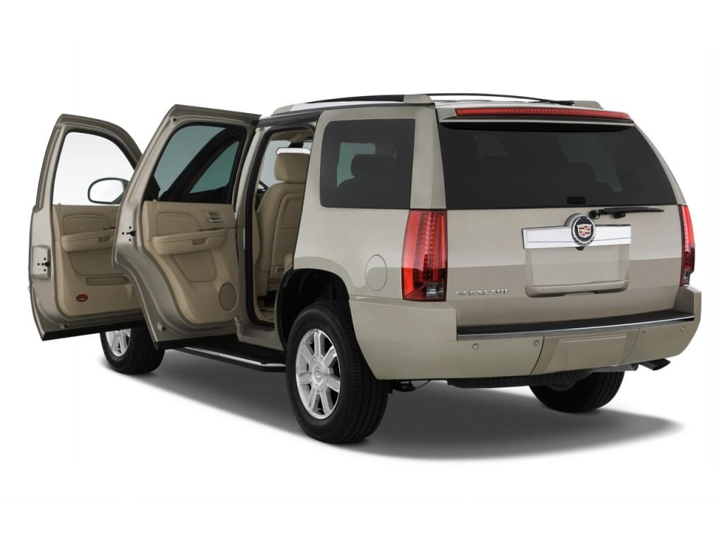 2010 Cadillac Escalade AWD 4-door Base Open Doors