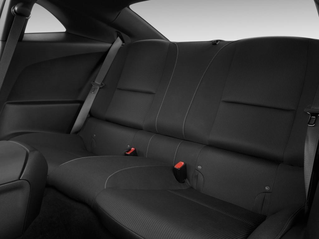 Chevrolet Camaro Door Coupe Ss Rear Seats L